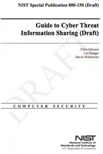 NIST title page
