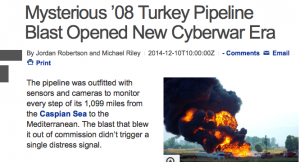 pipeline cyber